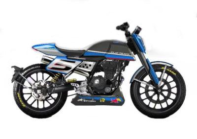 FB Mondial Flat Track 125 300