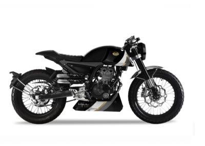 FB Mondial HPS 125 Black