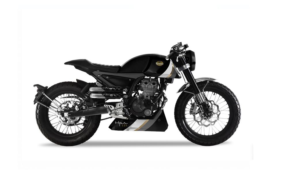 HPS 125 Black