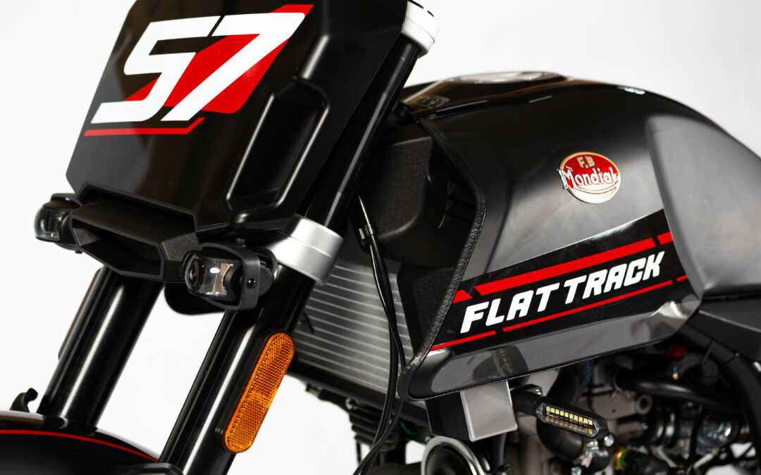 Première Flat Track Euro 5